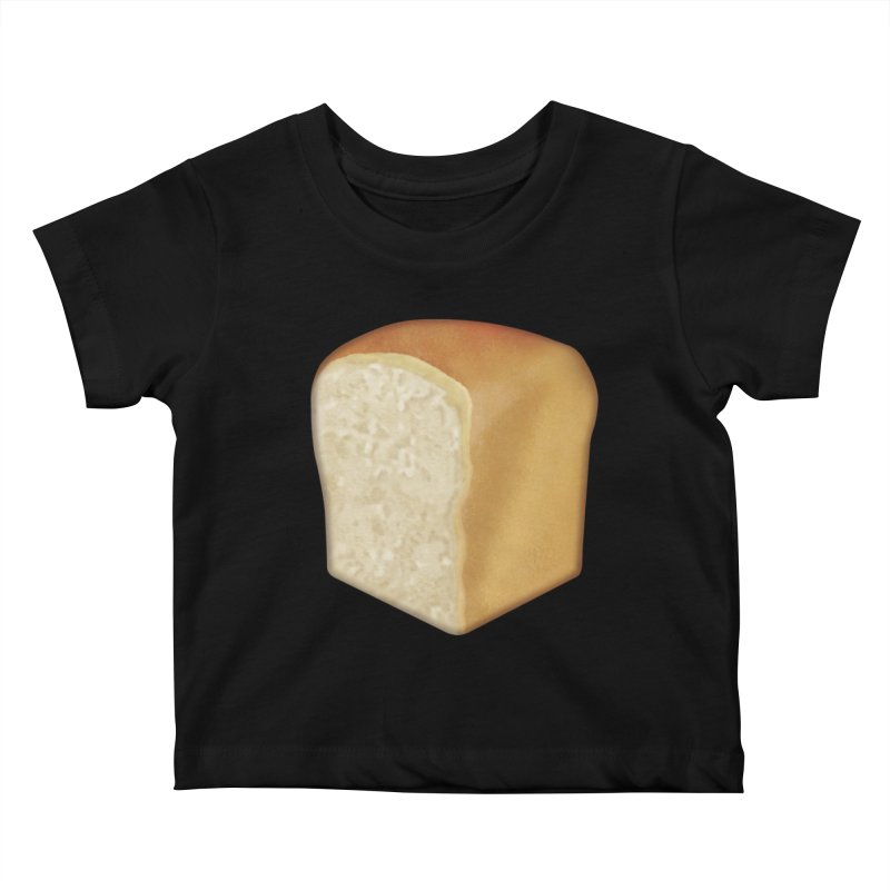 :bread: Kids Baby T-Shirt by Ello x Threadless
