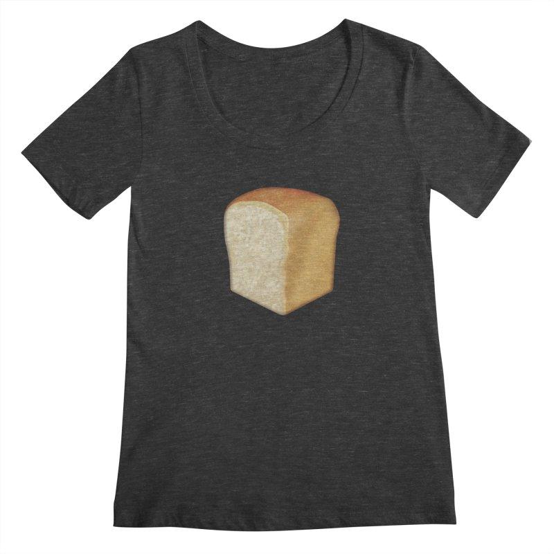 :bread: Women's Regular Scoop Neck by Ello x Threadless