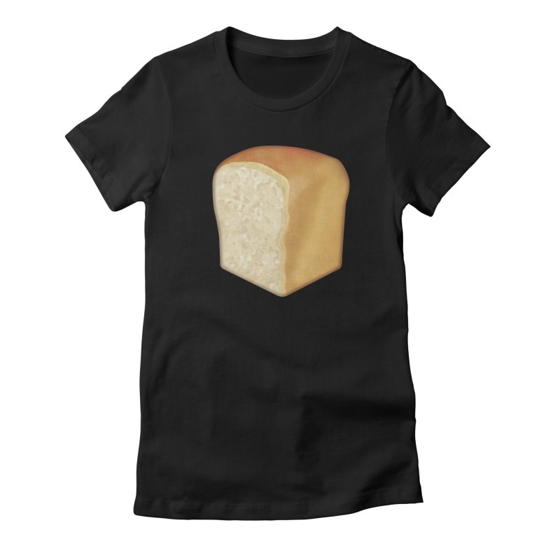 :bread: Women's Fitted T-Shirt by Ello x Threadless