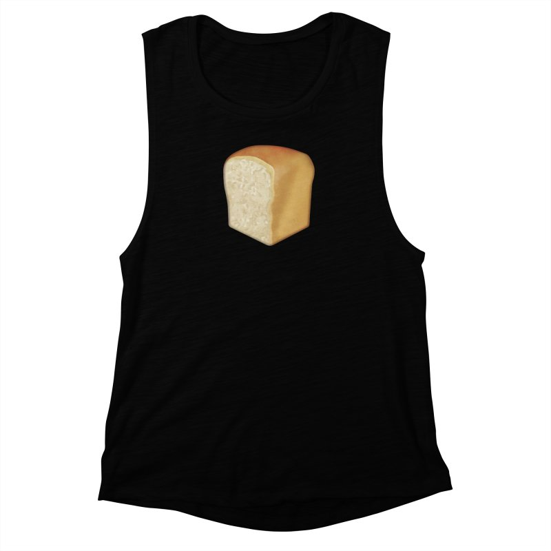 :bread: Women's Muscle Tank by Ello x Threadless