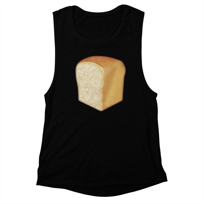 :bread: Women's Muscle Tank by Ello x Threadless