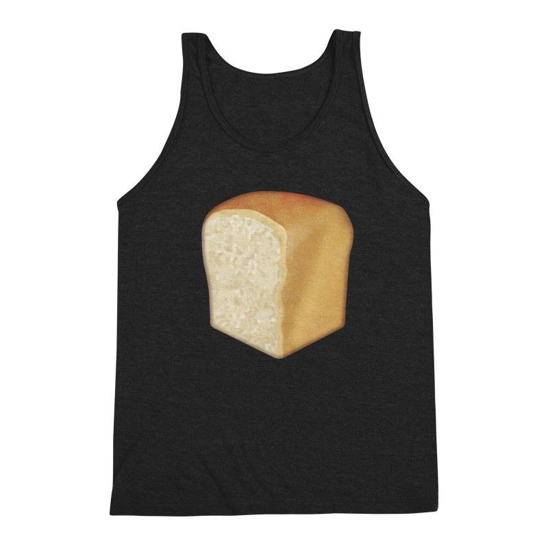 :bread: Men's Triblend Tank by Ello x Threadless