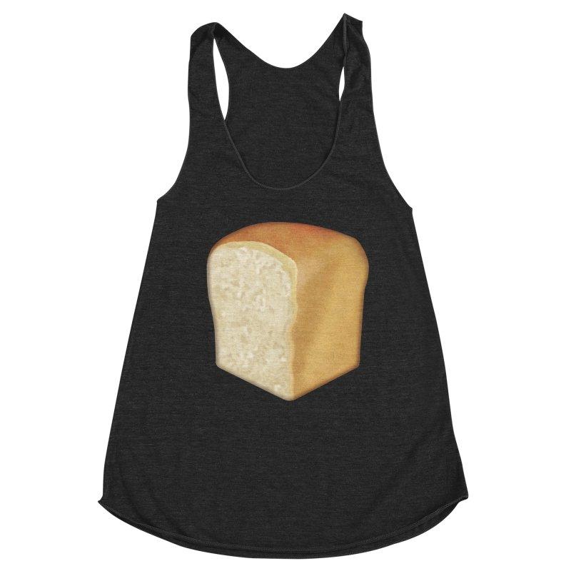 :bread: Women's Racerback Triblend Tank by Ello x Threadless