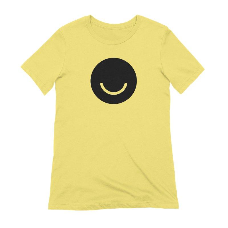 White Ello Shirt Women's T-Shirt by Ello x Threadless
