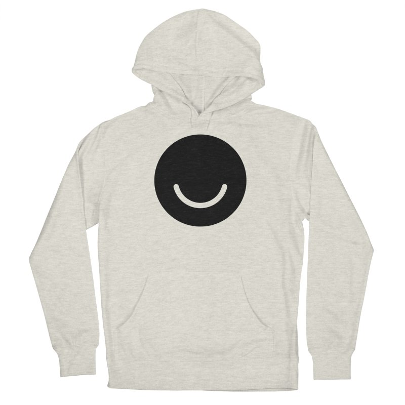 White Ello Shirt Men's French Terry Pullover Hoody by Ello x Threadless