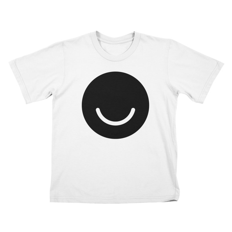 White Ello Shirt Kids T-Shirt by Ello x Threadless