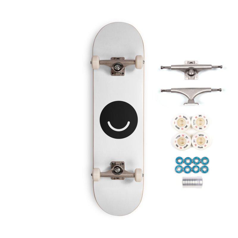 White Ello Shirt Accessories Skateboard by Ello x Threadless