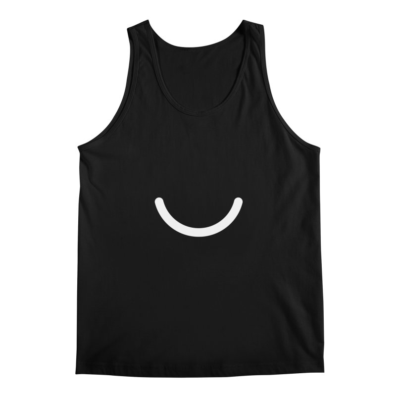 Black Ello Shirt Men's Regular Tank by Ello x Threadless