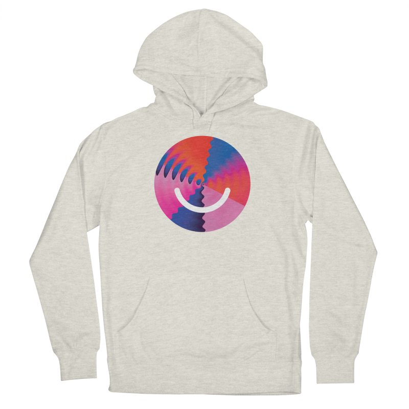 Bulletproof - Luke Choice Men's Pullover Hoody by Ello x Threadless