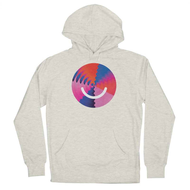 Bulletproof - Luke Choice Women's French Terry Pullover Hoody by Ello x Threadless