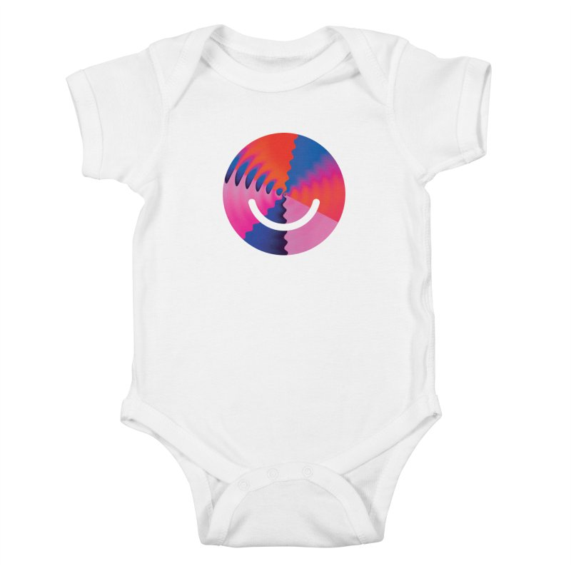 Bulletproof - Luke Choice Kids Baby Bodysuit by Ello x Threadless