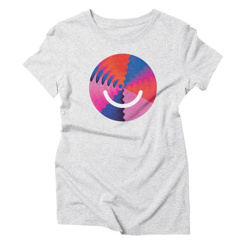 Bulletproof - Luke Choice Women's T-Shirt by Ello x Threadless