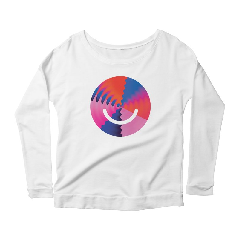 Bulletproof - Luke Choice Women's Scoop Neck Longsleeve T-Shirt by Ello x Threadless
