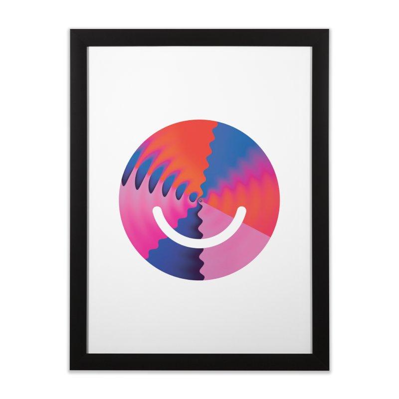 Bulletproof - Luke Choice Home Framed Fine Art Print by Ello x Threadless