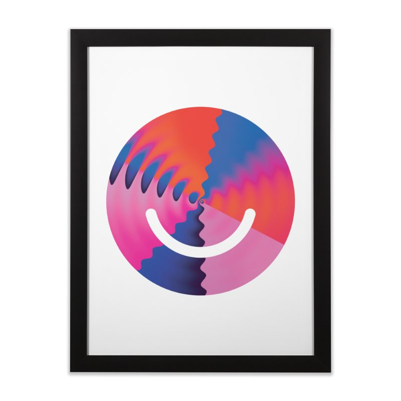 Bulletproof - Luke Choice Home Framed Fine Art Print by Ello x Threadless