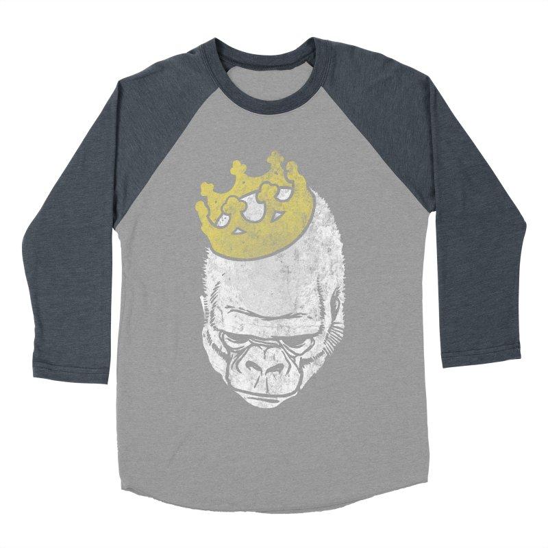 Even Kings Fall Women's Baseball Triblend T-Shirt by Ellsswhere Studios
