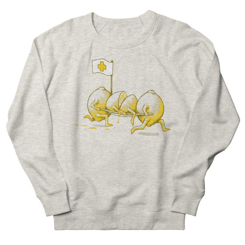 Lemon Aid Women's Sweatshirt by Ellsswhere Studios