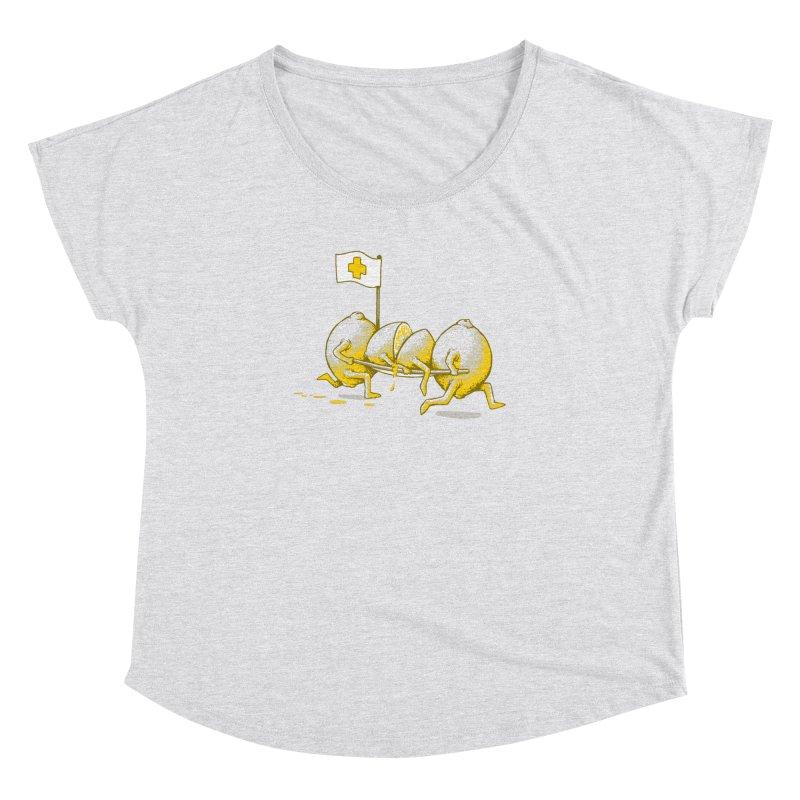 Lemon Aid Women's Dolman by Ellsswhere Studios