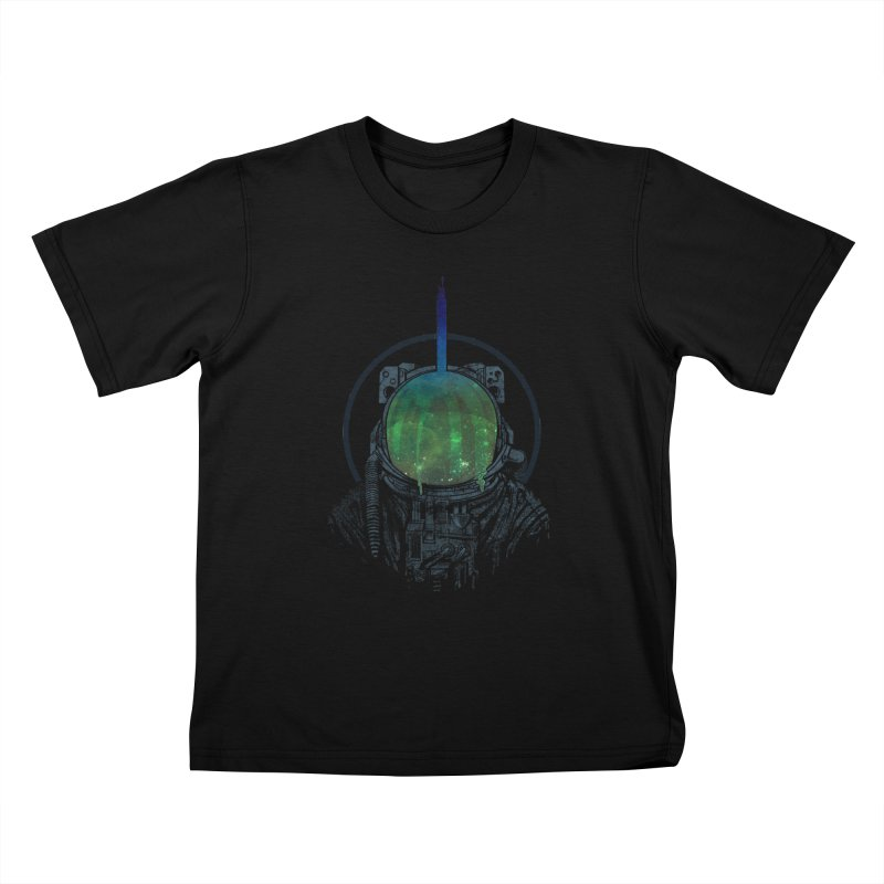 Deafening Silence Kids T-shirt by Ellsswhere Studios