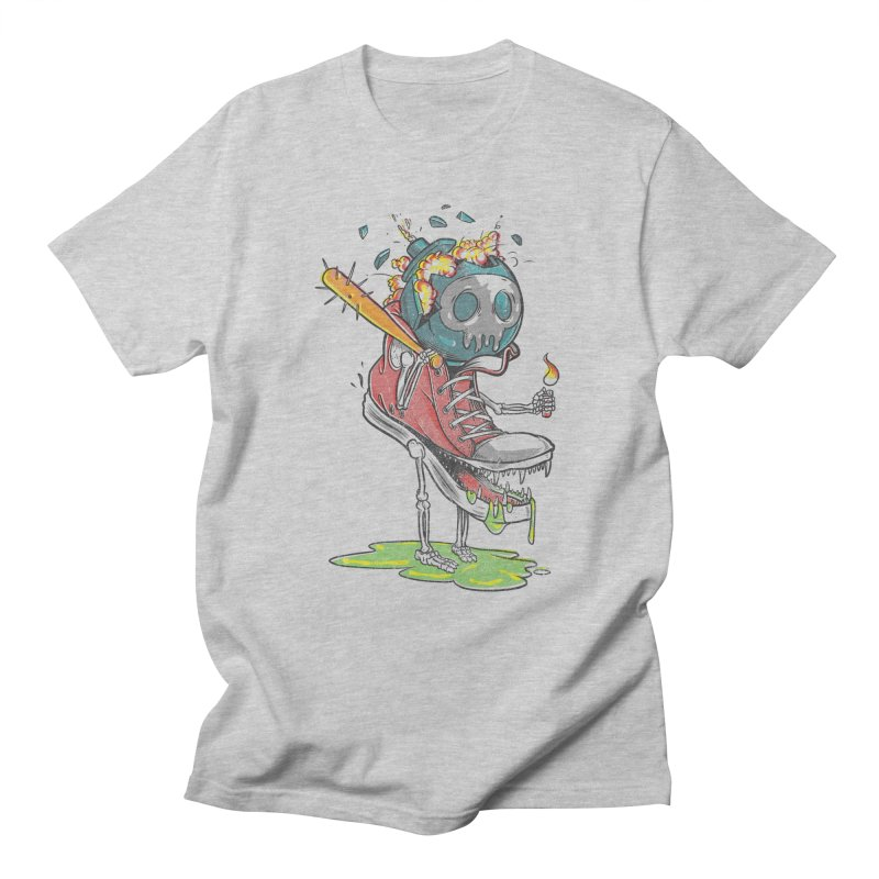 Self Destruct Men's T-shirt by Ellsswhere Studios