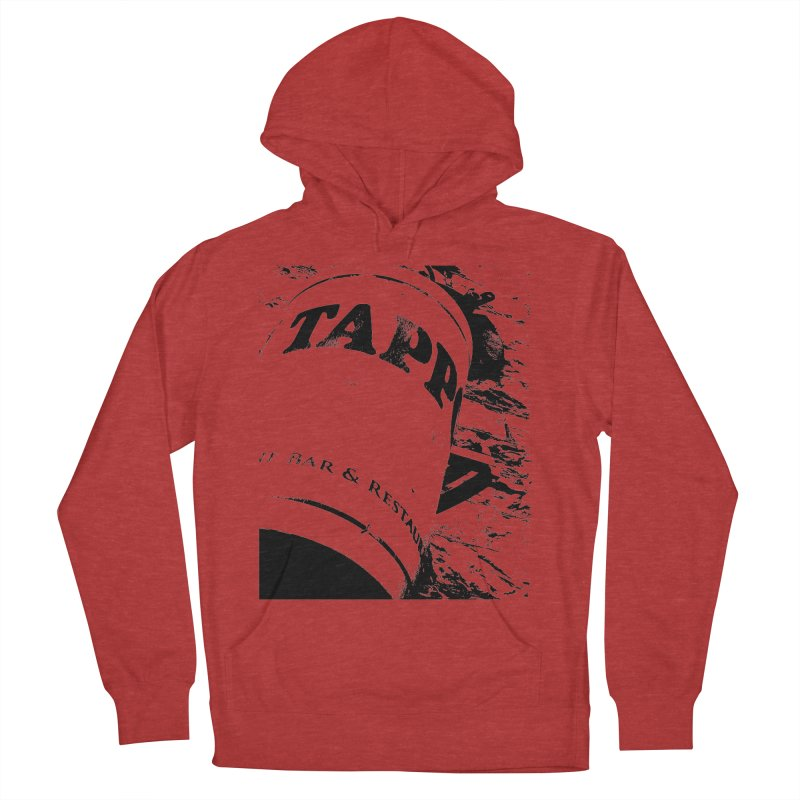 Tappo Bar Men's Pullover Hoody by Ellygator's Artist Shop