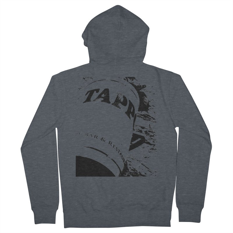 Tappo Bar Men's Zip-Up Hoody by Ellygator's Artist Shop