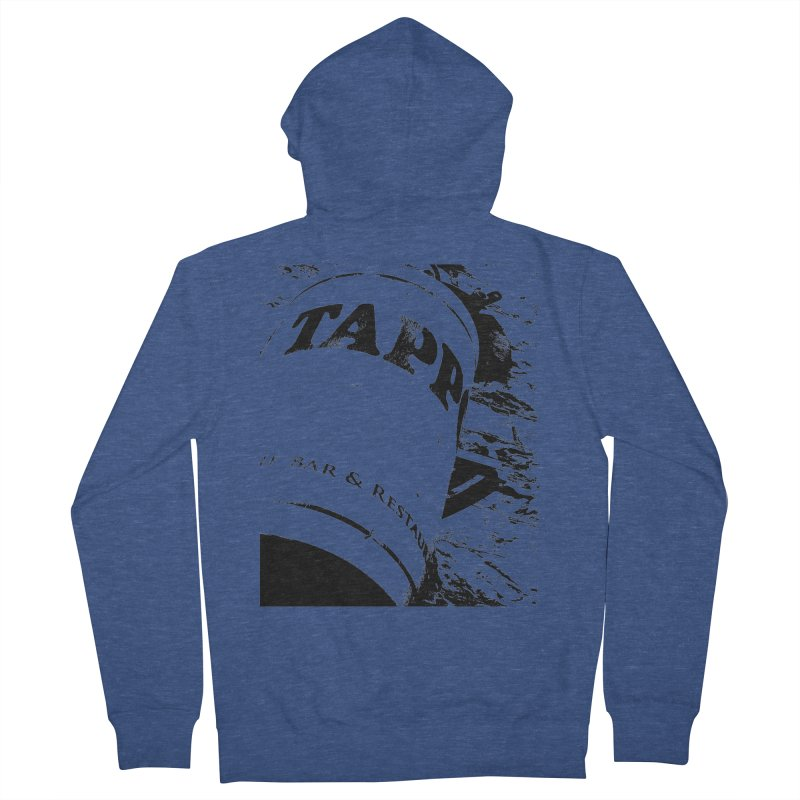 Tappo Bar Men's Zip-Up Hoody by Ellygator's Artist Shop