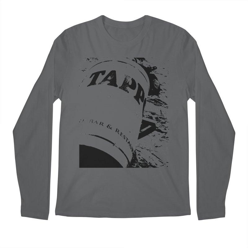 Tappo Bar Men's Longsleeve T-Shirt by Ellygator's Artist Shop
