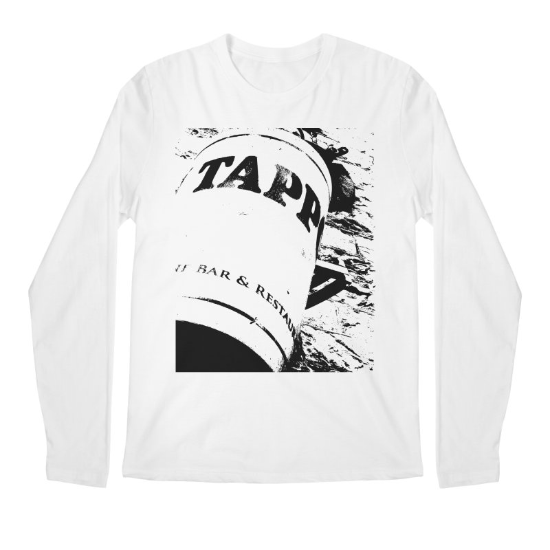 Tappo Bar Men's Longsleeve T-Shirt by Ellygator's Artist Shop