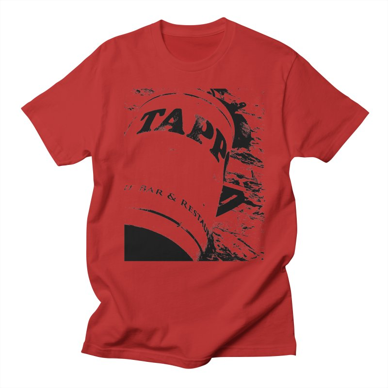 Tappo Bar Men's T-shirt by Ellygator's Artist Shop