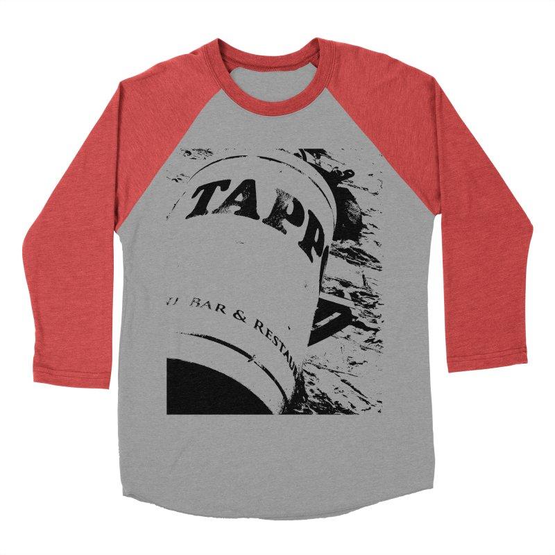 Tappo Bar Women's Baseball Triblend T-Shirt by Ellygator's Artist Shop