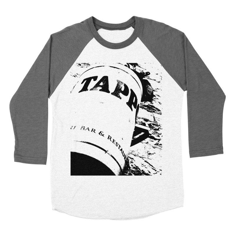 Tappo Bar Men's Baseball Triblend T-Shirt by Ellygator's Artist Shop