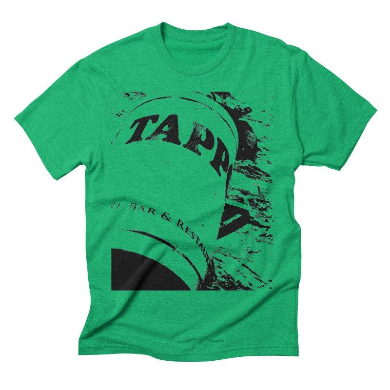 Tappo Bar Men's Triblend T-shirt by Ellygator's Artist Shop