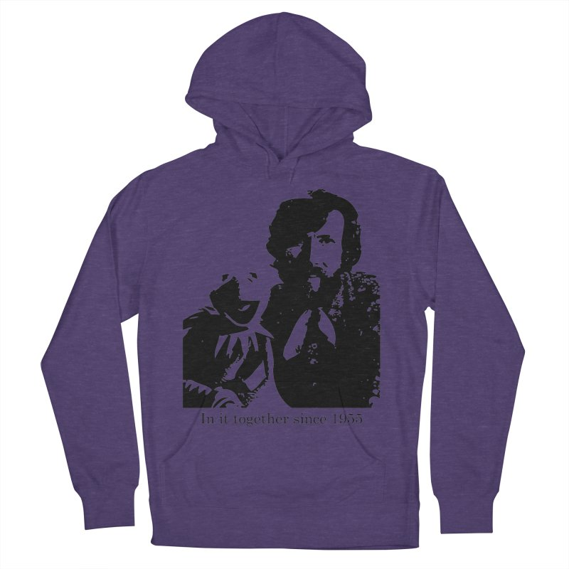 Friends Forever Men's Pullover Hoody by Ellygator's Artist Shop