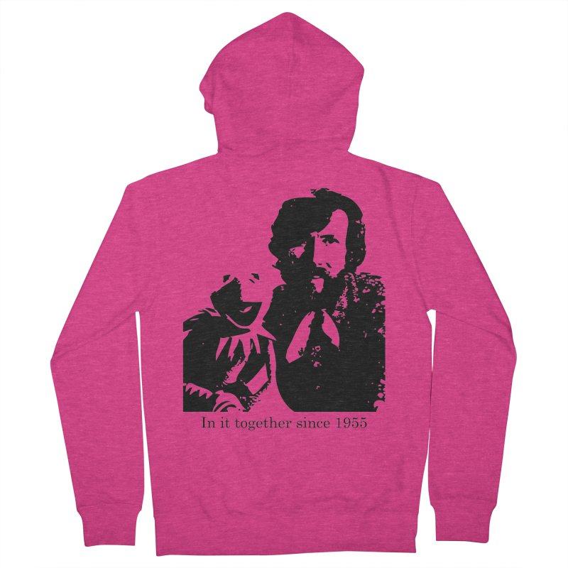 Friends Forever Women's Zip-Up Hoody by Ellygator's Artist Shop