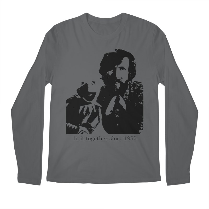 Friends Forever Men's Longsleeve T-Shirt by Ellygator's Artist Shop