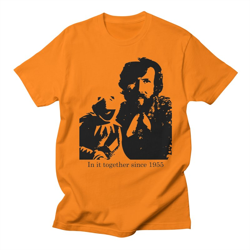 Friends Forever Men's T-Shirt by Ellygator's Artist Shop