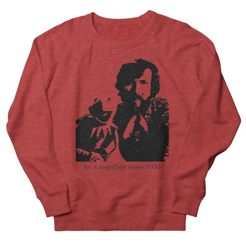 Friends Forever Men's Sweatshirt by Ellygator's Artist Shop