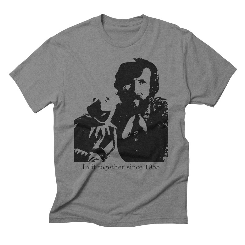 Friends Forever Men's Triblend T-Shirt by Ellygator's Artist Shop