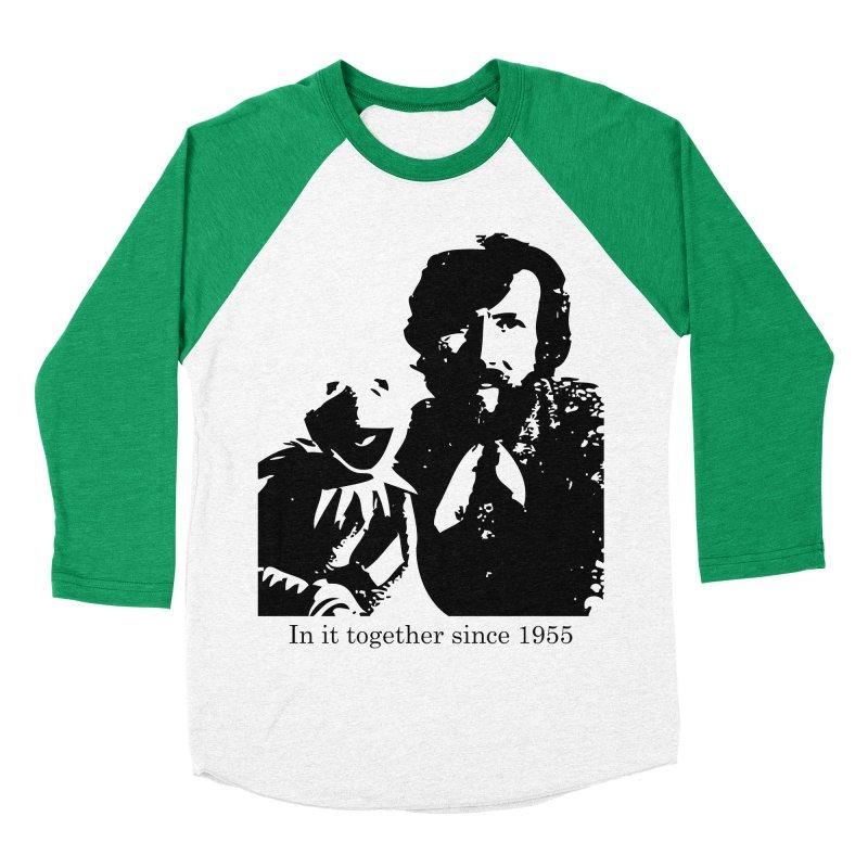 Friends Forever Women's Baseball Triblend T-Shirt by Ellygator's Artist Shop