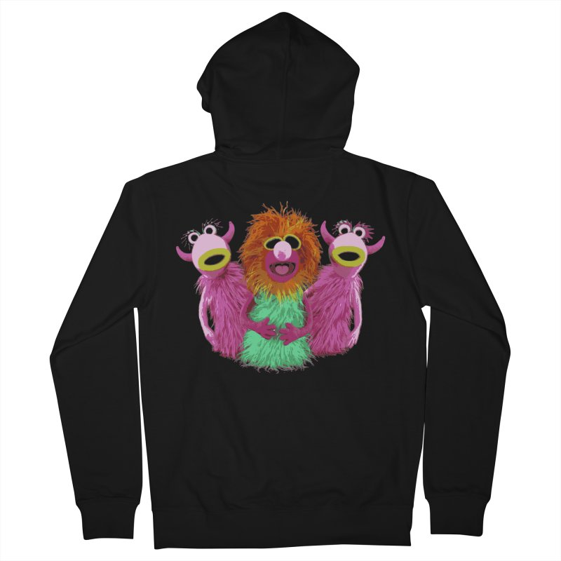 Mahna Mahna! Women's Zip-Up Hoody by Ellygator's Artist Shop