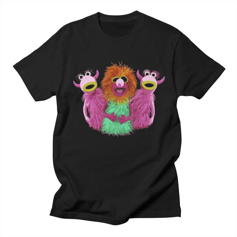 Mahna Mahna! Men's T-shirt by Ellygator's Artist Shop