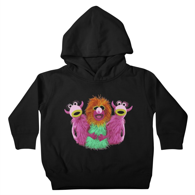 Mahna Mahna! Kids Toddler Pullover Hoody by Ellygator's Artist Shop