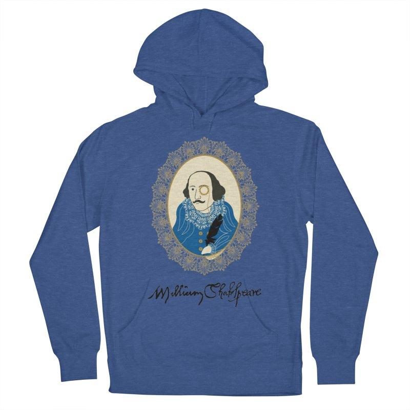 Steampunk Shakespear Women's Pullover Hoody by Ellygator's Artist Shop