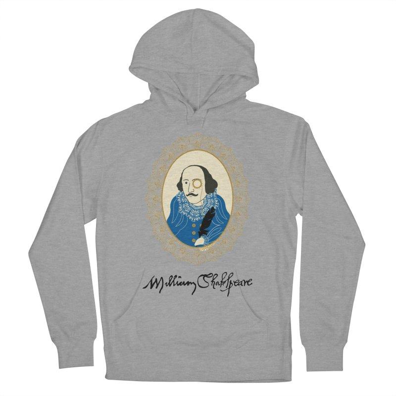 Steampunk Shakespear Men's Pullover Hoody by Ellygator's Artist Shop
