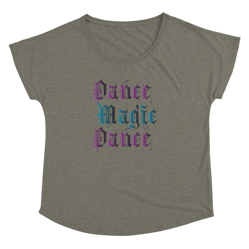 Dance Magic Dance   by Ellygator's Artist Shop