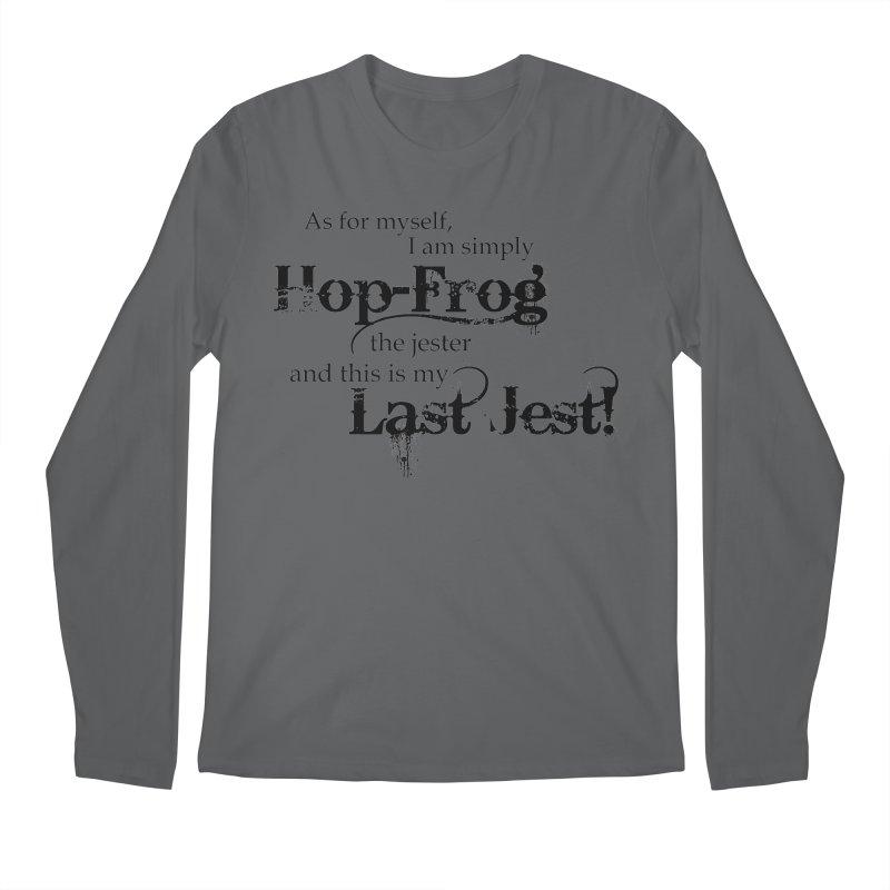 Hop Frog Men's Longsleeve T-Shirt by Ellygator's Artist Shop