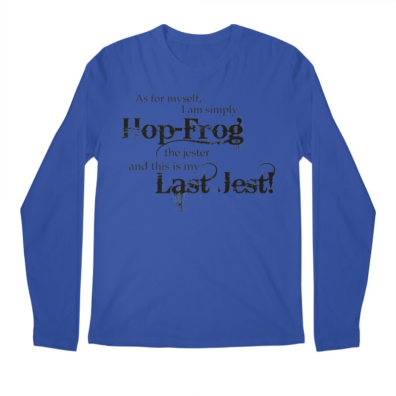 Hop Frog Men's Longsleeve T-Shirt by Ellygator's Artist Shop