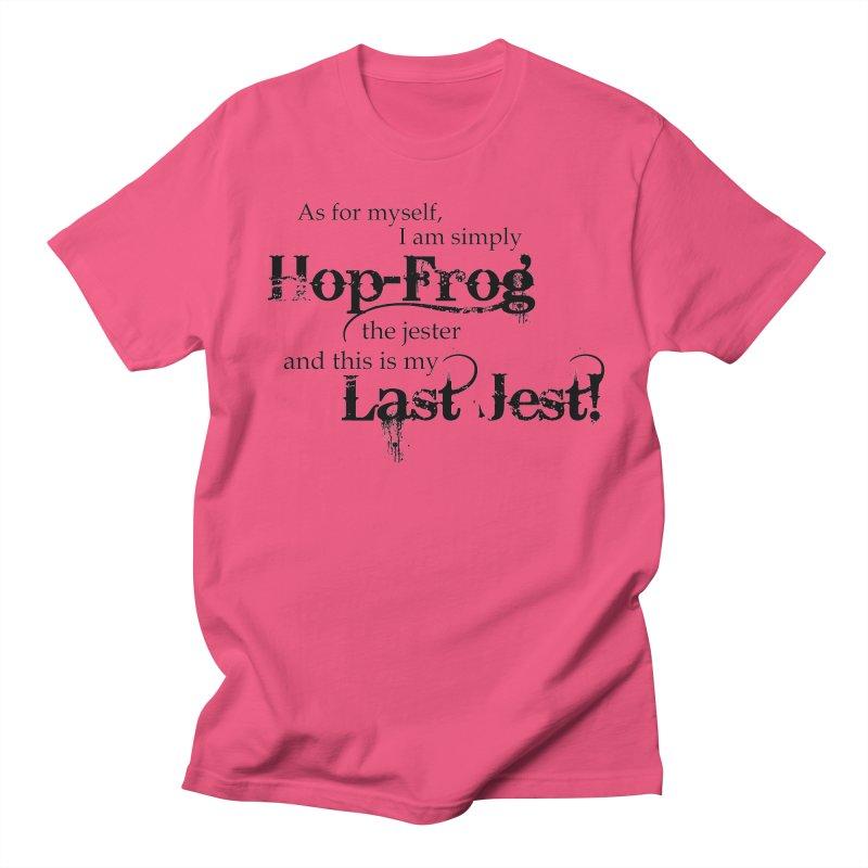 Hop Frog Men's T-shirt by Ellygator's Artist Shop