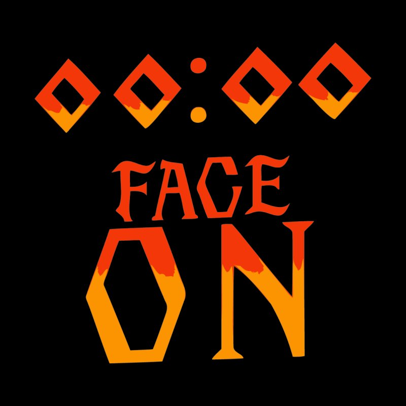 FACE ON None  by Ellygator's Artist Shop